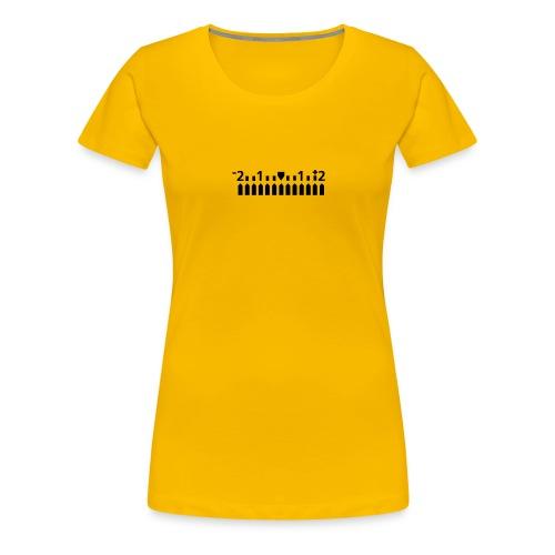 Manuell - Frauen Premium T-Shirt