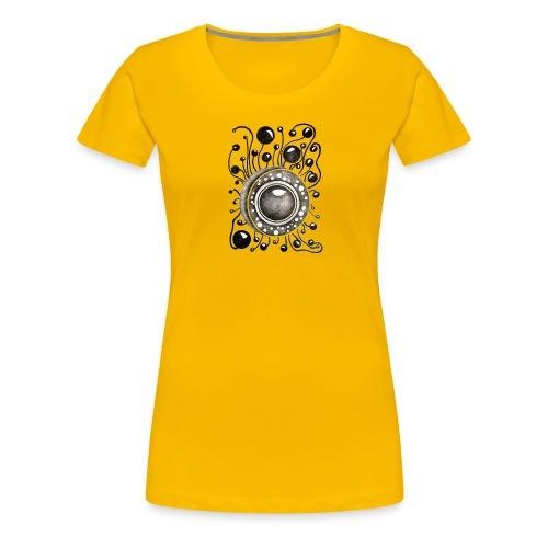 Soundglobe - Frauen Premium T-Shirt