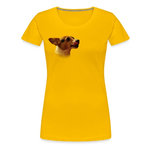 Peace | The Jack Russell - Women's Premium T-Shirt