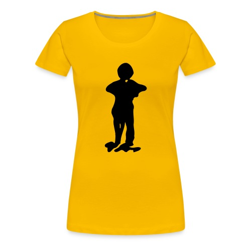 just a man - T-shirt Premium Femme