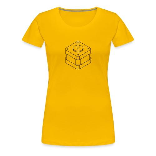 NEMA17 (no text). - Women's Premium T-Shirt