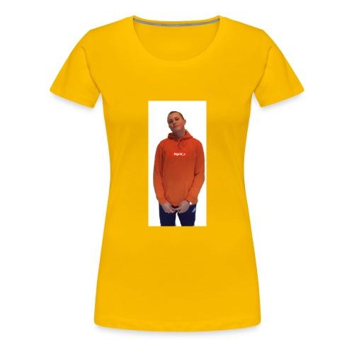 Sigrid_uPhotoTee - Premium T-skjorte for kvinner