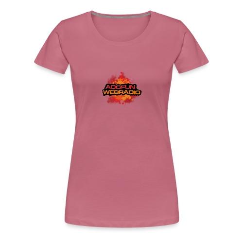 LOGO222 png - T-shirt Premium Femme