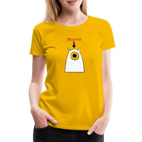 Marry von ZorZ - Frauen Premium T-Shirt