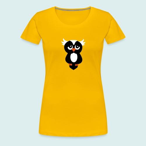 uil ai - Vrouwen Premium T-shirt