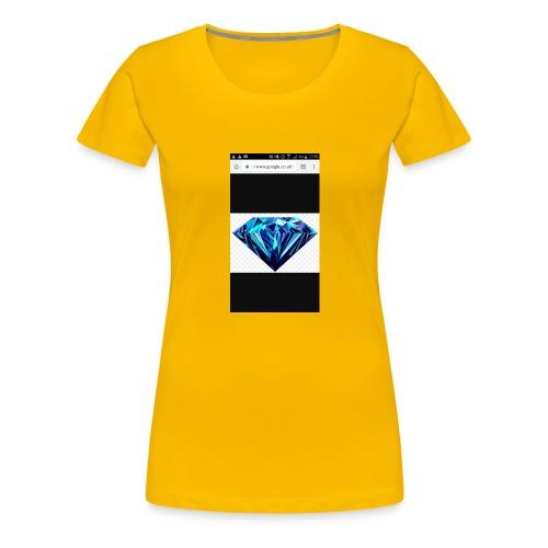 Black diomand - Women's Premium T-Shirt