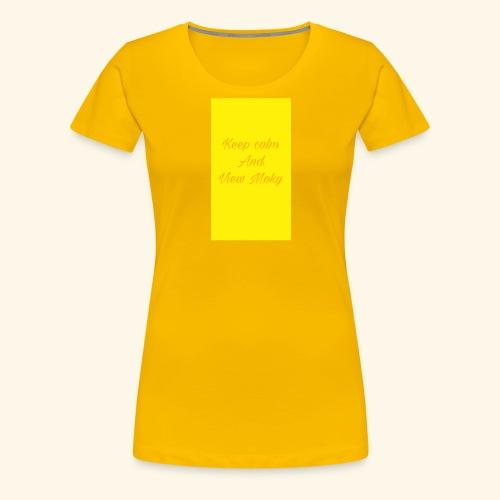 1504809773707 - Maglietta Premium da donna