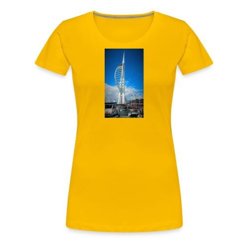 The Tower - Women's Premium T-Shirt