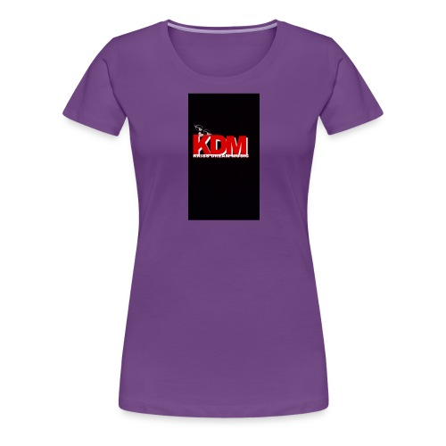DREAM MUSIC - T-shirt Premium Femme