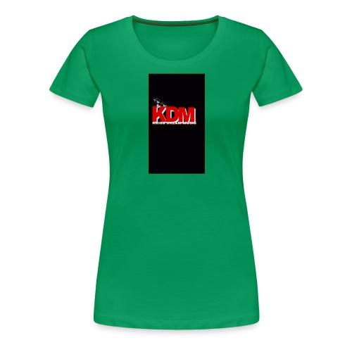 DREAM MUSIC - T-shirt Premium Femme