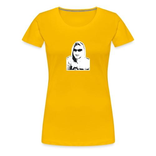 Raskemartin - Premium T-skjorte for kvinner