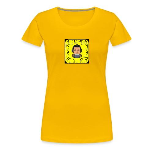 MR AIM - Premium-T-shirt dam