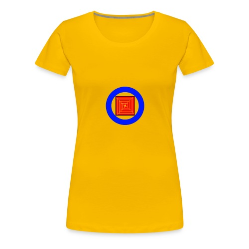 mosique' - Women's Premium T-Shirt