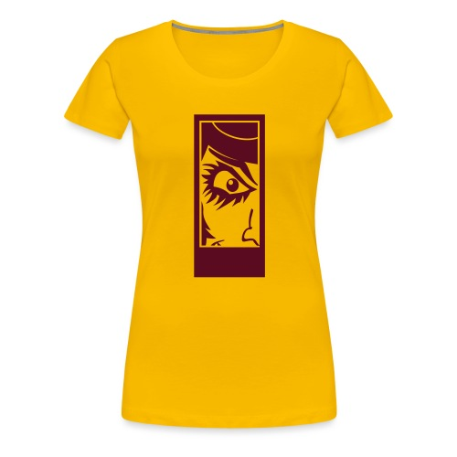 Clockwork eye - Women's Premium T-Shirt