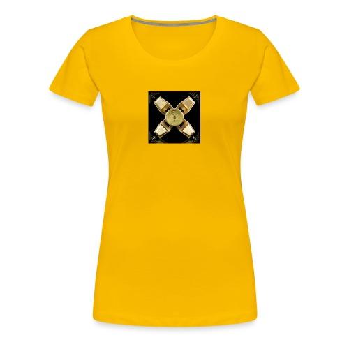 Spinneri paita - Naisten premium t-paita
