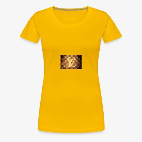 lvdam - Premium-T-shirt dam