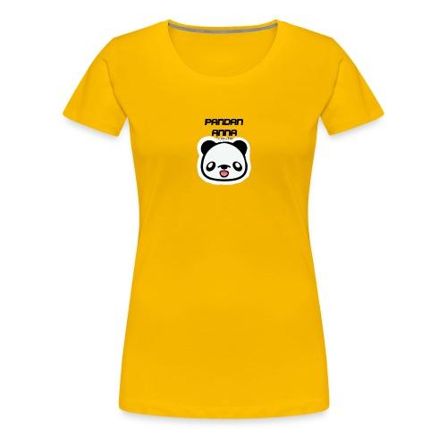PandanAnna´s BaseSer - Premium-T-shirt dam
