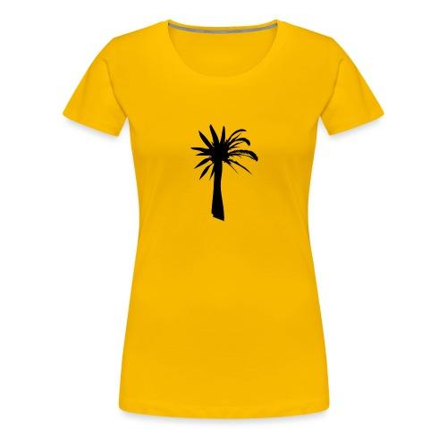 Palmera - Camiseta premium mujer