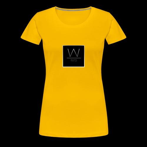 WOLDER - Dame premium T-shirt