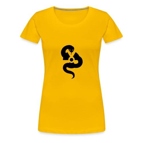 Nucl3arsnake - Women's Premium T-Shirt