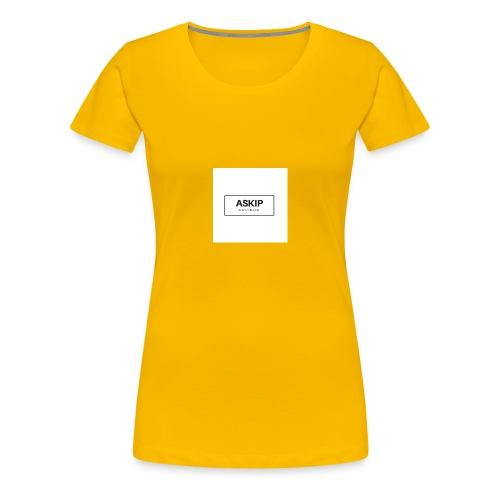 tchicaya - T-shirt Premium Femme