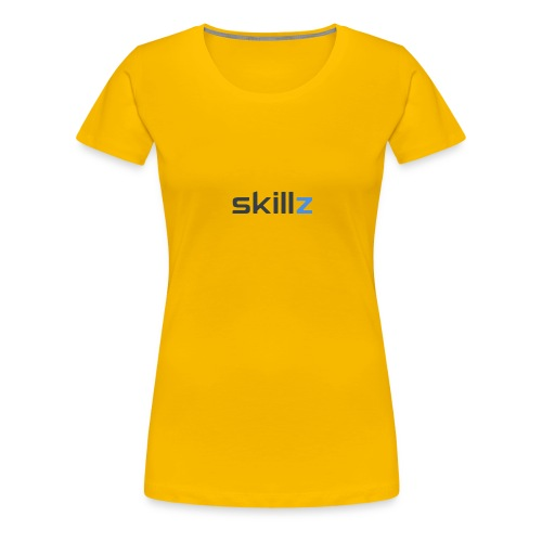 SKiLLz Merch - Premium-T-shirt dam