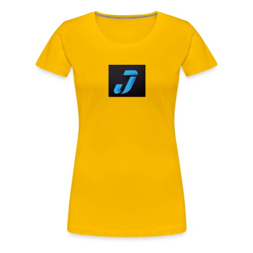 JanVerlieGaming - Vrouwen Premium T-shirt