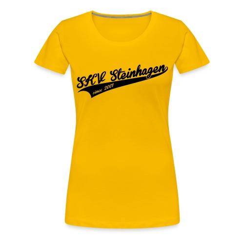 SKV Schriftzug - Frauen Premium T-Shirt