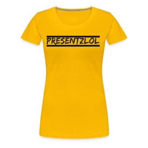 PresentzLol - Women's Premium T-Shirt