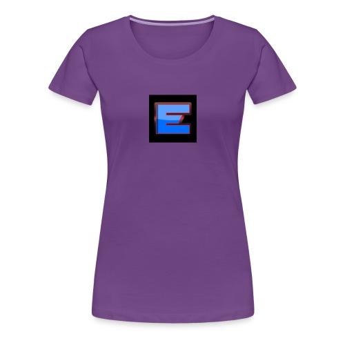Epic Offical T-Shirt Black Colour Only for 15.49 - Women's Premium T-Shirt
