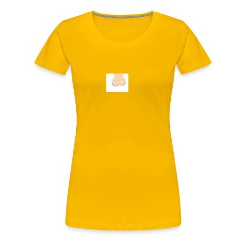 Albins pungsäck - Premium-T-shirt dam