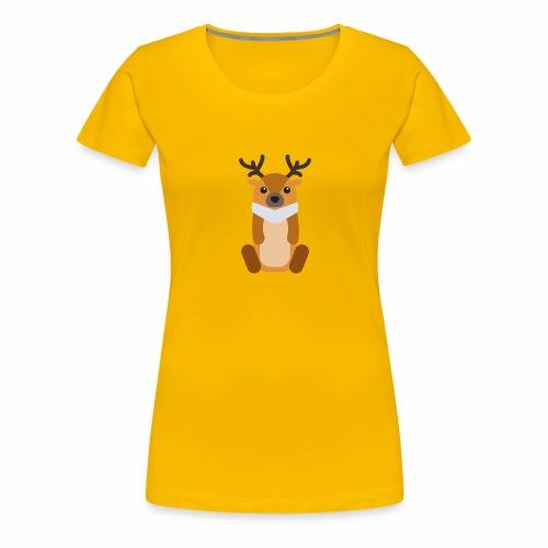 Elg - Dame premium T-shirt