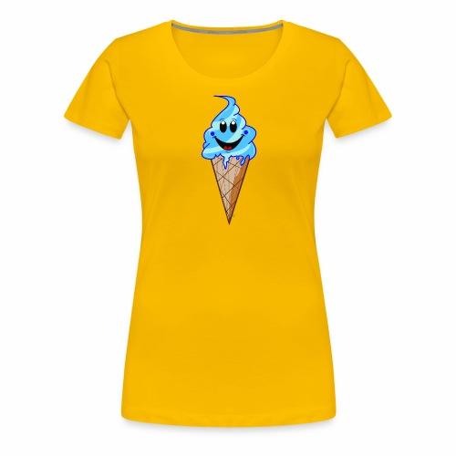 Mr./ Ms. Ice - Vrouwen Premium T-shirt