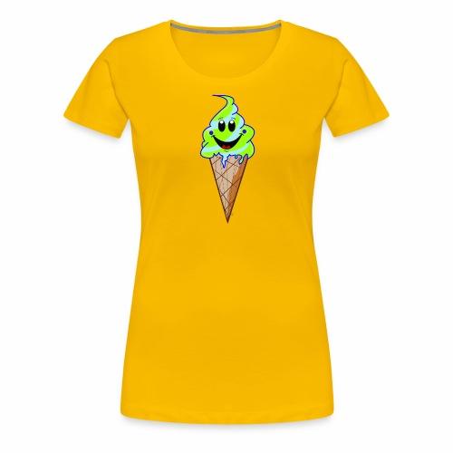 Mr./ Ms. Mint - Vrouwen Premium T-shirt