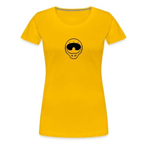 Giangio #YellowGoesFaster - Maglietta Premium da donna