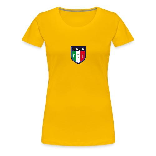 maglia ufficiale FTI - Maglietta Premium da donna