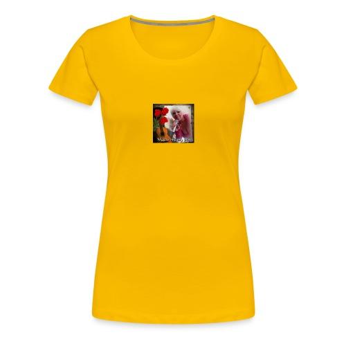 Sängerin Anja Busch - Frauen Premium T-Shirt