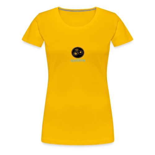 SPELTIME - Premium-T-shirt dam