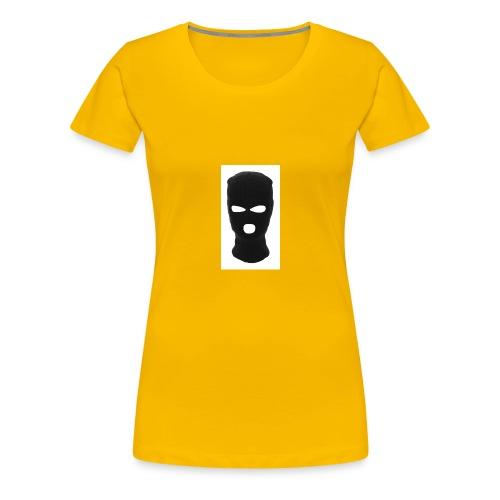 3BCA5B6D 784C 40D6 A0A3 AD2383A3F655 - Vrouwen Premium T-shirt