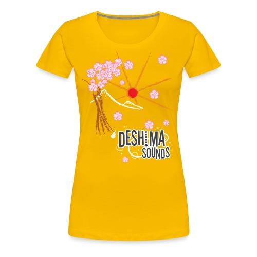 Deshima Sounds 02 2009 - Women's Premium T-Shirt