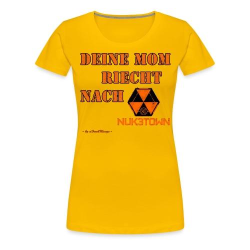 Nuketown afm - Frauen Premium T-Shirt