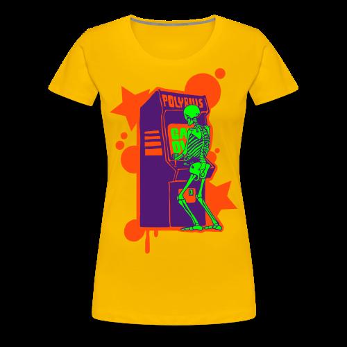 Hi-Score: Crazy Neon - Koszulka damska Premium