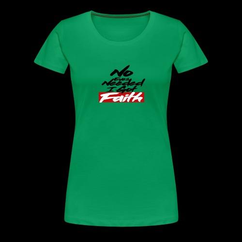 I BELIEVE - Camiseta premium mujer