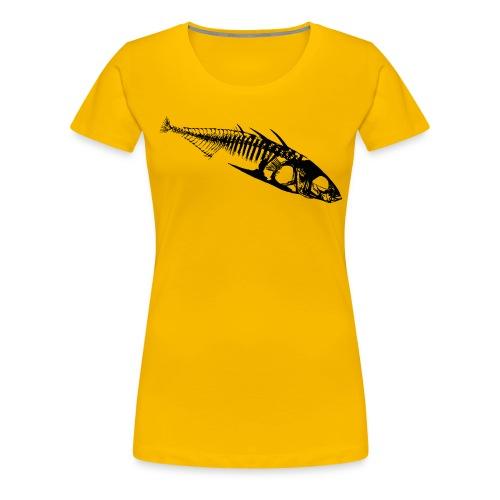 Stichling - Frauen Premium T-Shirt