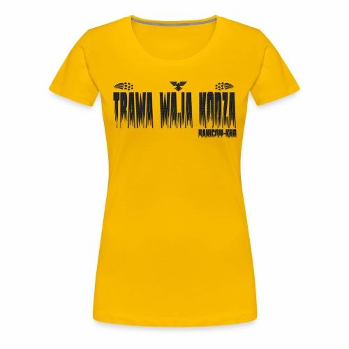KNG - T-shirt Premium Femme