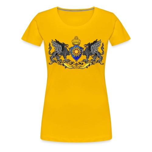 SSL LOGO PNG highlight small opener png - Frauen Premium T-Shirt