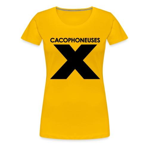 Xcaco gif - Women's Premium T-Shirt