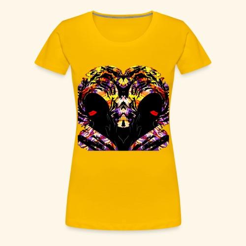 gele - Women's Premium T-Shirt