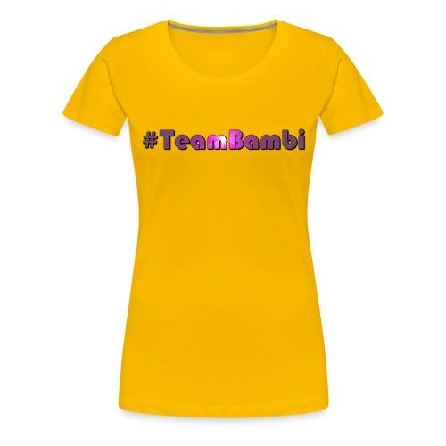 cooltext196678928845604 png - Frauen Premium T-Shirt