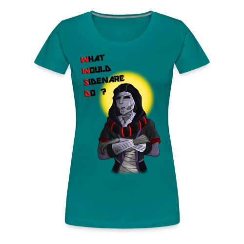 WWSDSHIRT png - Frauen Premium T-Shirt